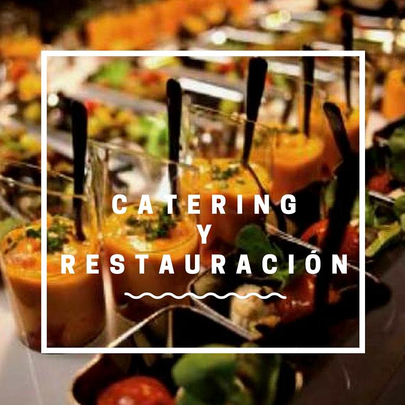 Catering y Restauración - JOBA ESPECTÁCULOS