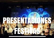 Presentaciones de Fiestas