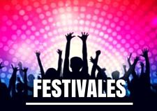 FESTIVALES DE GRUPOS DE MÚSICA Y DJ´S