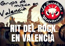 Nit del Rock en Valencià