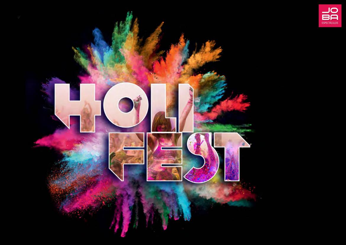 Organizamos tu Holifest Festival en España