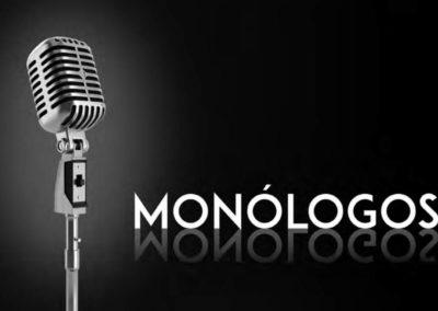 Contratación de Monólogos