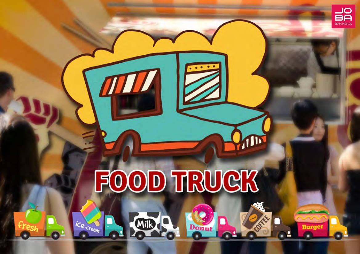¡Contrata tus Food Trucks para tus eventos! Originales, Diseños Vintage, La Mejor Comida