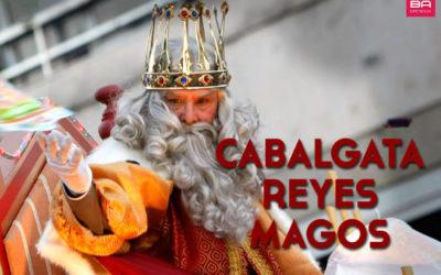 Organizamos Cabalgatas de Reyes Magos únicas e innovadoras
