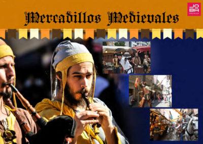 Mercadillos Medievales