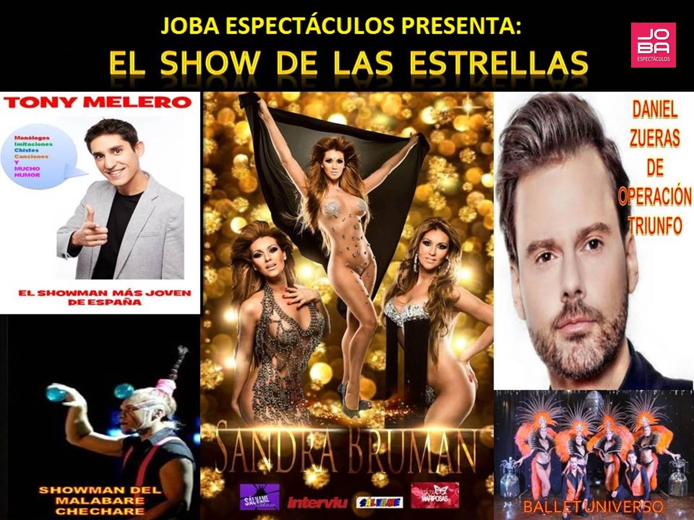 Los mejores espectáculos musicales de variedades - Trabajamos en toda España